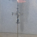 Copper Weather Vane was fully restored
