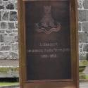 Bronze Crest Plate