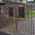 Bronze Church Gates