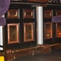Bronze Bar Panelling