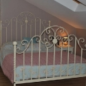 Victoria Style Iron Bed