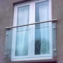 Juliette Glass Balcony