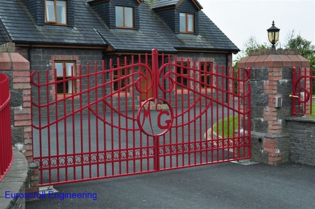 Gate Automation Specialists In Northern Ireland Euroscroll