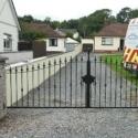 Small Driveway gate