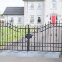 Low Arched Gates