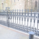 Hand Forged Gates - Restoration works