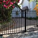 Square Driveway Gates