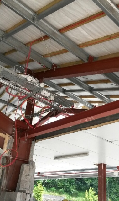 Structural Amp Secondary Steel Euroscroll Cookstown