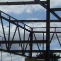 Structural Steelwork - Erected in Wales
