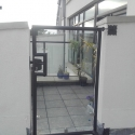 Glass Balustrade Gate