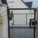 Glass Gate and Balustrade
