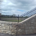 Arched Railings