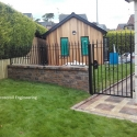 Gates and Railings in Northern Ireland