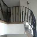 Decorative Stair rail