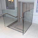 Free Standing Glass balustrading