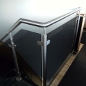 Tinted Glass Balustrading