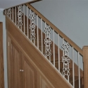 Victoria style railings