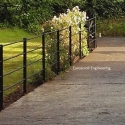Parkland fencing in Northern Ireland