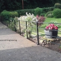 Parkland fencing in Northern Ireland