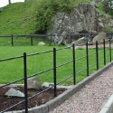 Steel Fencing Northern Ireland Steel Fencing