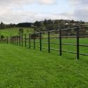 Parkland Fence