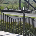 Decorative Church Railing
