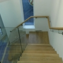 Spinebeam with Oak treads