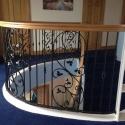 Decorative Stair Balustrade