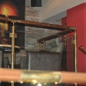 Glass & Bronze Balustrading