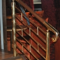 Bronze Railings