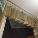 Frameless Glass Stair Rail