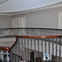 Curved Balustrade