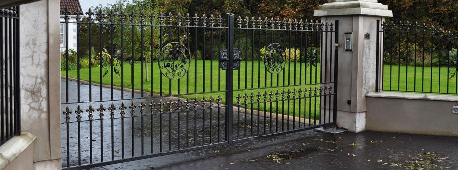 Square Gates
